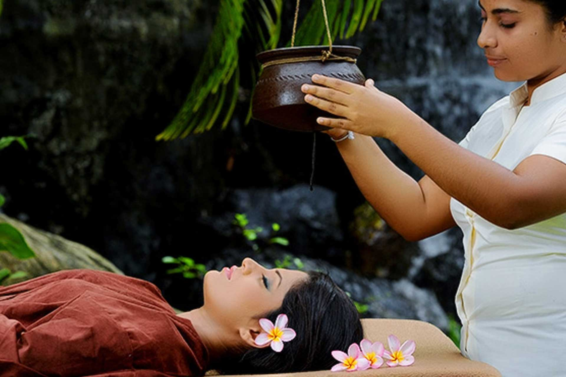 sri lanka massage